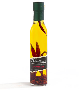 Pepper Oil Gourmet Oils