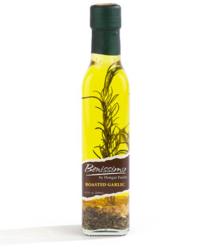 Roasted Garlic Gourmet Oils
